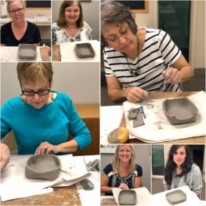 Handbuilding with Clay Class – Butter Dish
