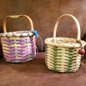 Basket-making with Kathy Barham