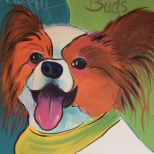 SPCA Paint Your Pet Fundraiser