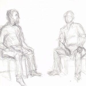 Gesture Drawing – BAA member