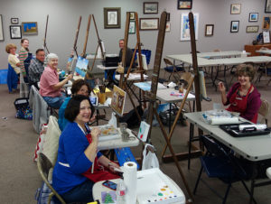 Painting Classes with Ross Myers Fall 2020