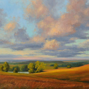 Painting Realistic Skies and TreesWorkshop with Cristine Sundquist