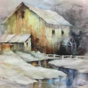 Intermediate/Advanced Watercolor with Jim Buchan