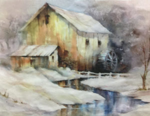 Intermediate/Advanced Watercolor with Jim Buchan