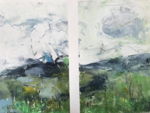 Waxing Poetic: Cold Wax and Oil Painting